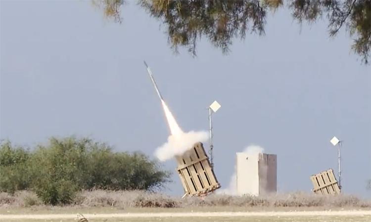 Hệ thống phòng thủ của Israel có thể đánh chặn 90% tên lửa, rocket
