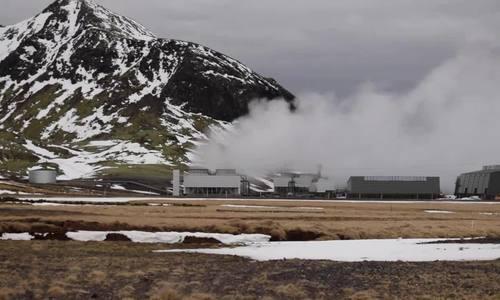 Iceland biến CO2 thành đá vĩnh cửu để làm sạch không khí