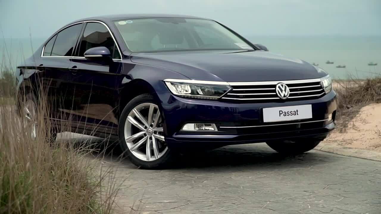 Volkswagen Passat – lựa chọn chững chạc và sang trọng cho các khách hàng phân khúctrung niên (bài xi
