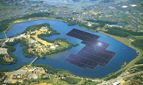Nhật Bản - quốc gia đi đầu về phát triển điện mặt trời nổi