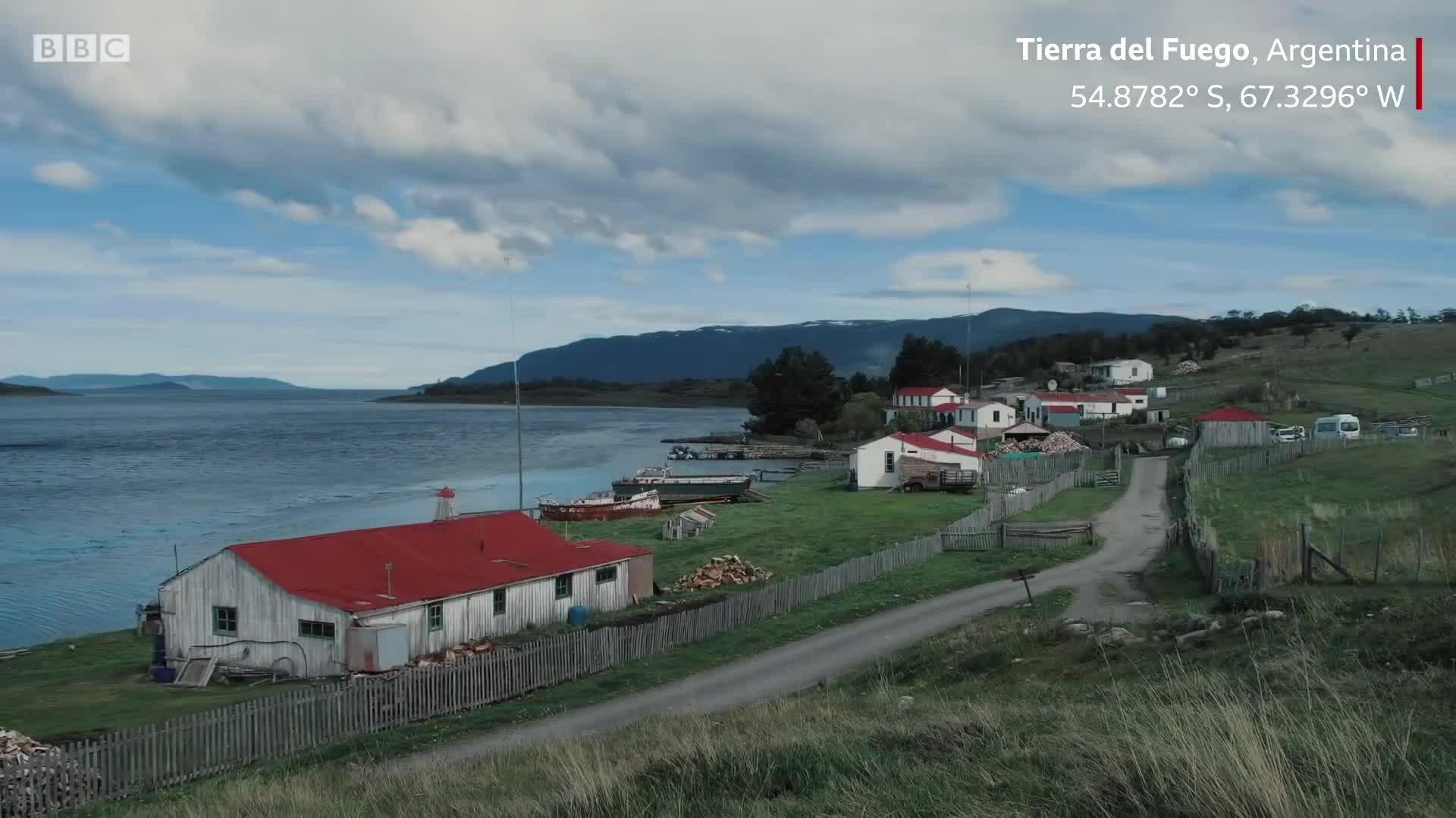 Trang trại Argentina hơn 130 năm tuổi ở nơi tận cùng thế giới