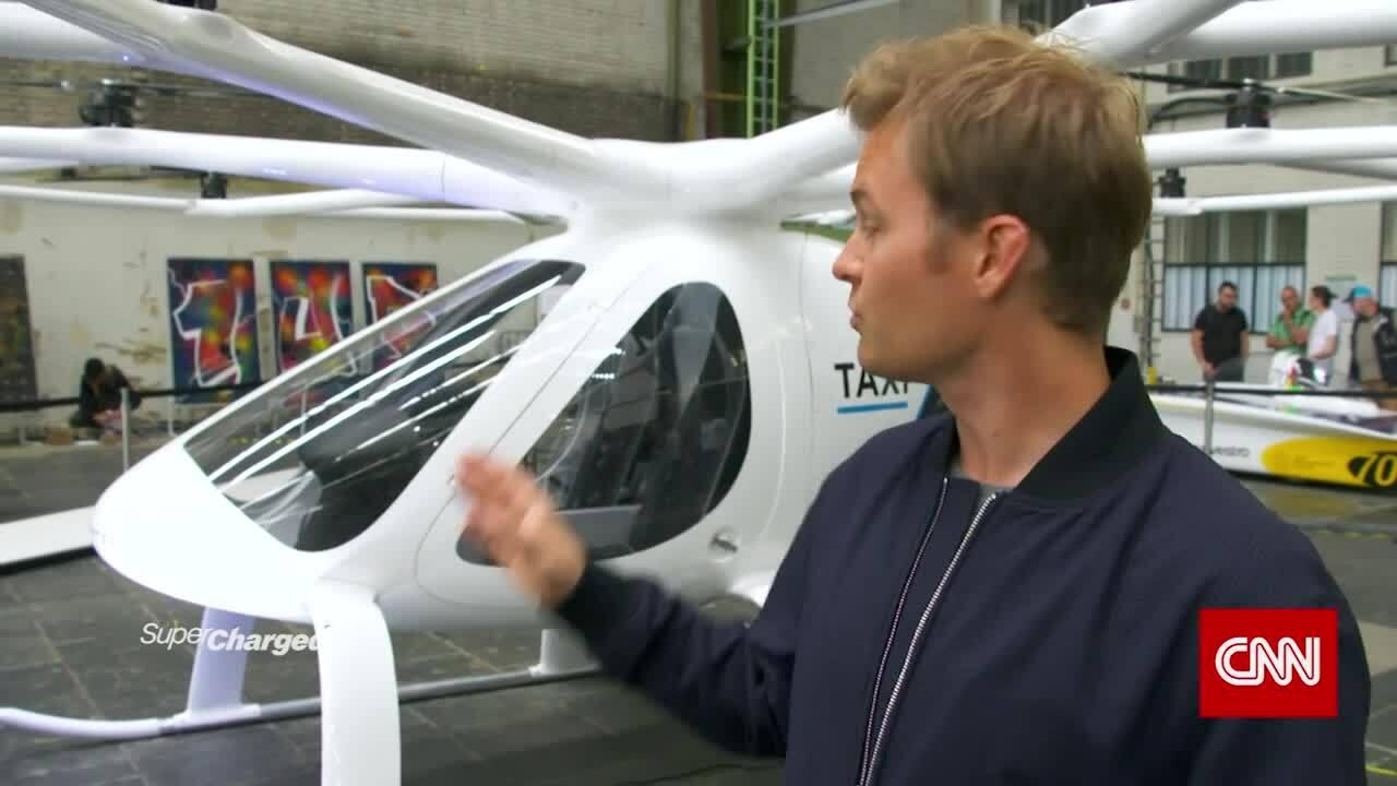 Taxi bay đầu tiên trên thế giới sẽ bắt đầu chở khách năm sau