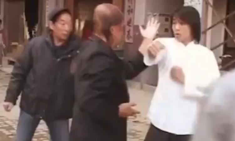 Hậu trường cảnh võ thuật của Châu Tinh Trì trong 'Tuyệt đỉnh Kungfu'