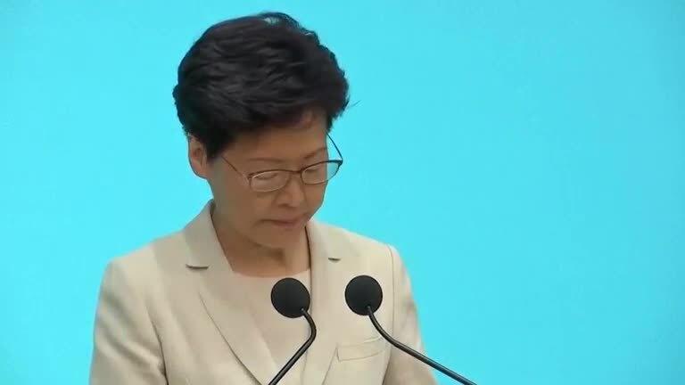 Trưởng đặc khu Hong Kong: 'Tôi còn nhiều điều cần học và làm'