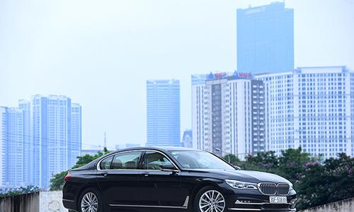 BMW 730Li – saloon hạng sang giá 4,1 tỷ đồng tại Việt Nam