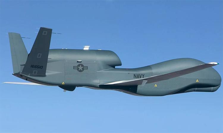 Tranh cãi về vị trí Iran bắn rơi máy bay không người lái Mỹ