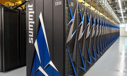 Siêu máy tính mạnh nhất thế giới xử lý 200 triệu tỷ phép tính/phút