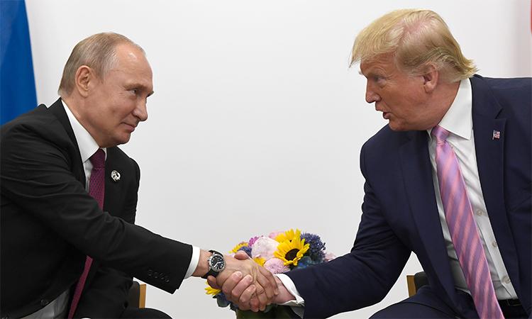 Trump: 'Sẽ thảo luận với Putin nhiều vấn đề'