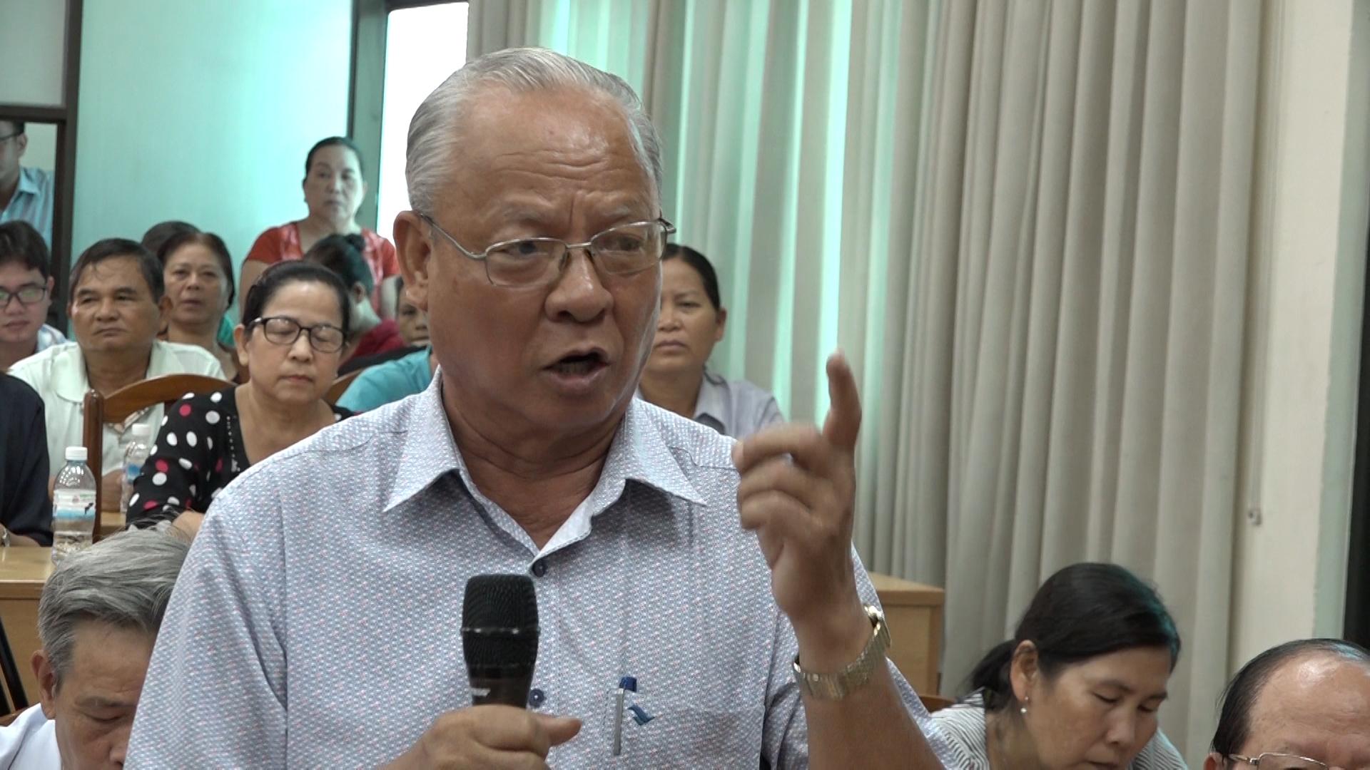 Cử tri quận 2 đề nghị khởi tố đại án Thủ Thiêm