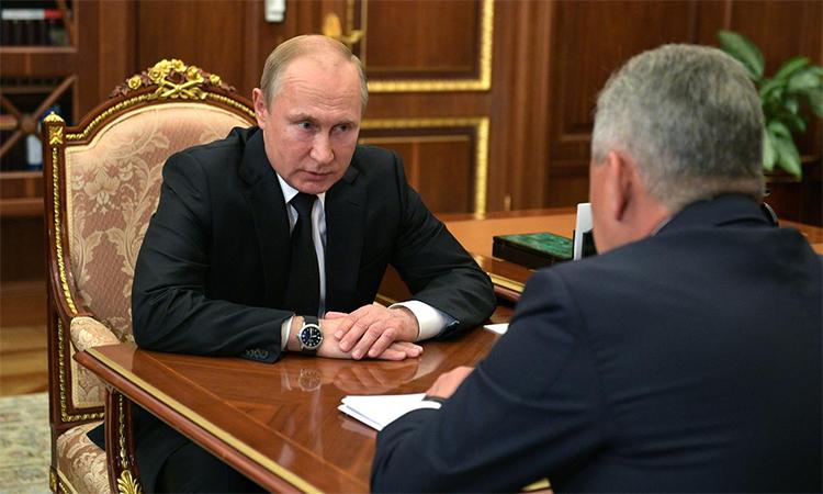 Putin: 'Vụ cháy tàu ngầm là mất mát lớn đối với toàn quân'