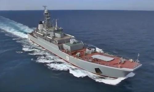 Nga điều 10 tàu giám sát tập trận của NATO tại Biển Đen