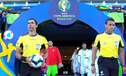 Argentina 2-1 Chile