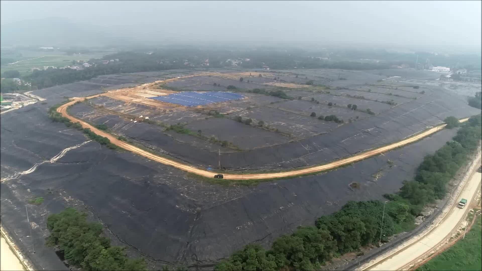 bãi rác Nam Sơn