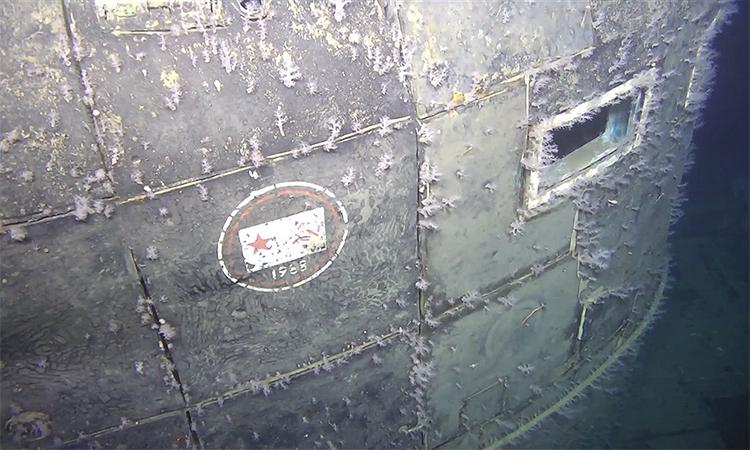Xác tàu ngầm Liên Xô rò phóng xạ sau 30 năm dưới đáy biển