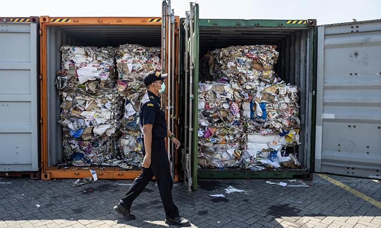 Những quốc gia Đông Nam Á trả lại rác cho các nước phát triển