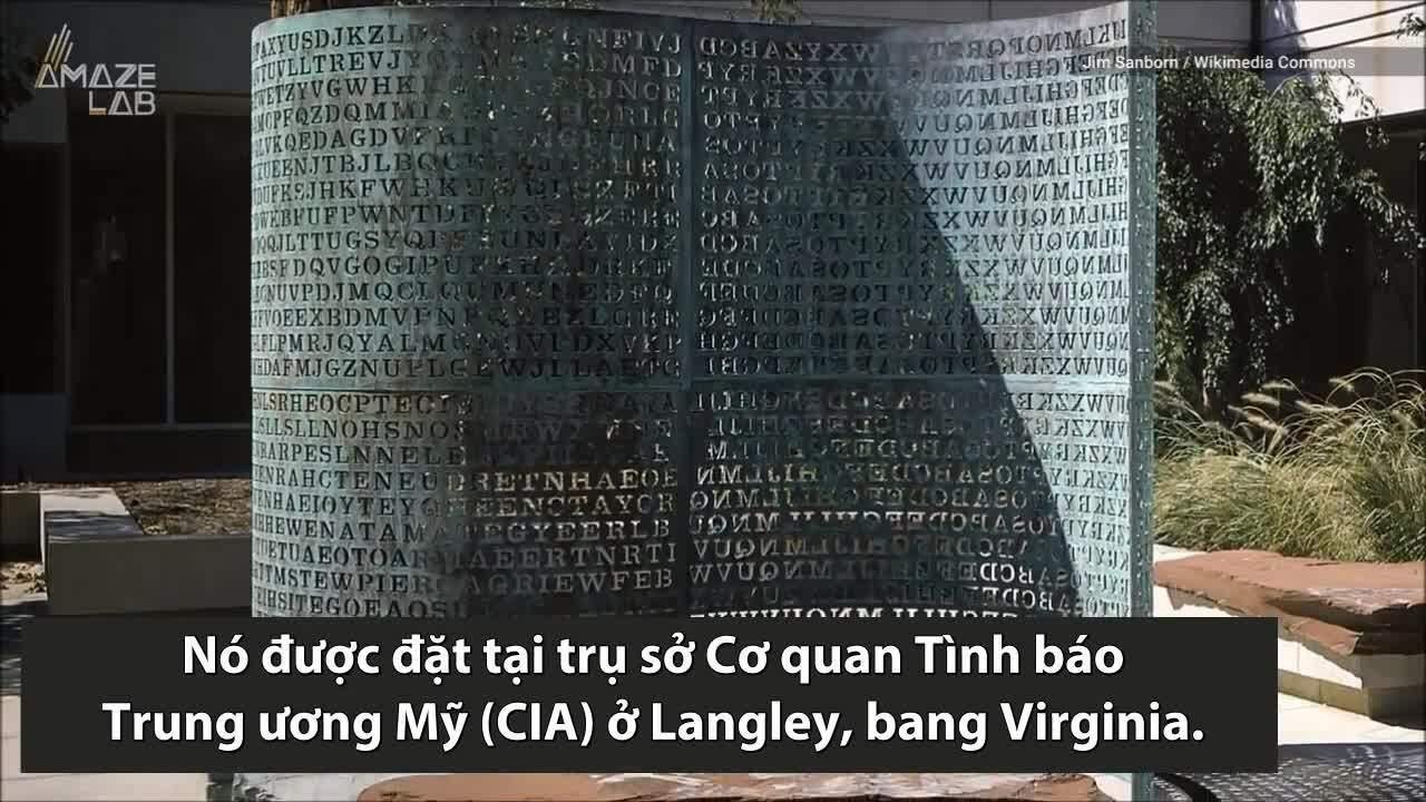 Bức mật mã ở CIA suốt ba thập kỷ chưa có lời giải