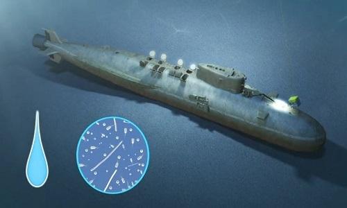 Xác tàu ngầm Liên Xô rò rỉ phóng xạ gấp 800.000 lần bình thường