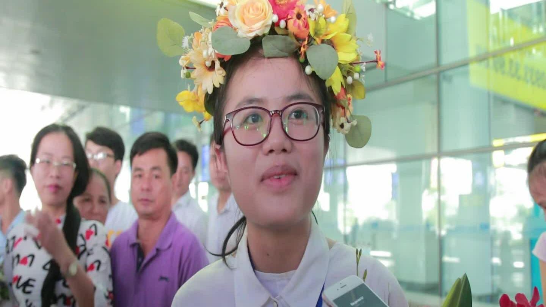 Cô gái xứ Thanh giành giải đặc biệt Olympic Vật lý quốc tế