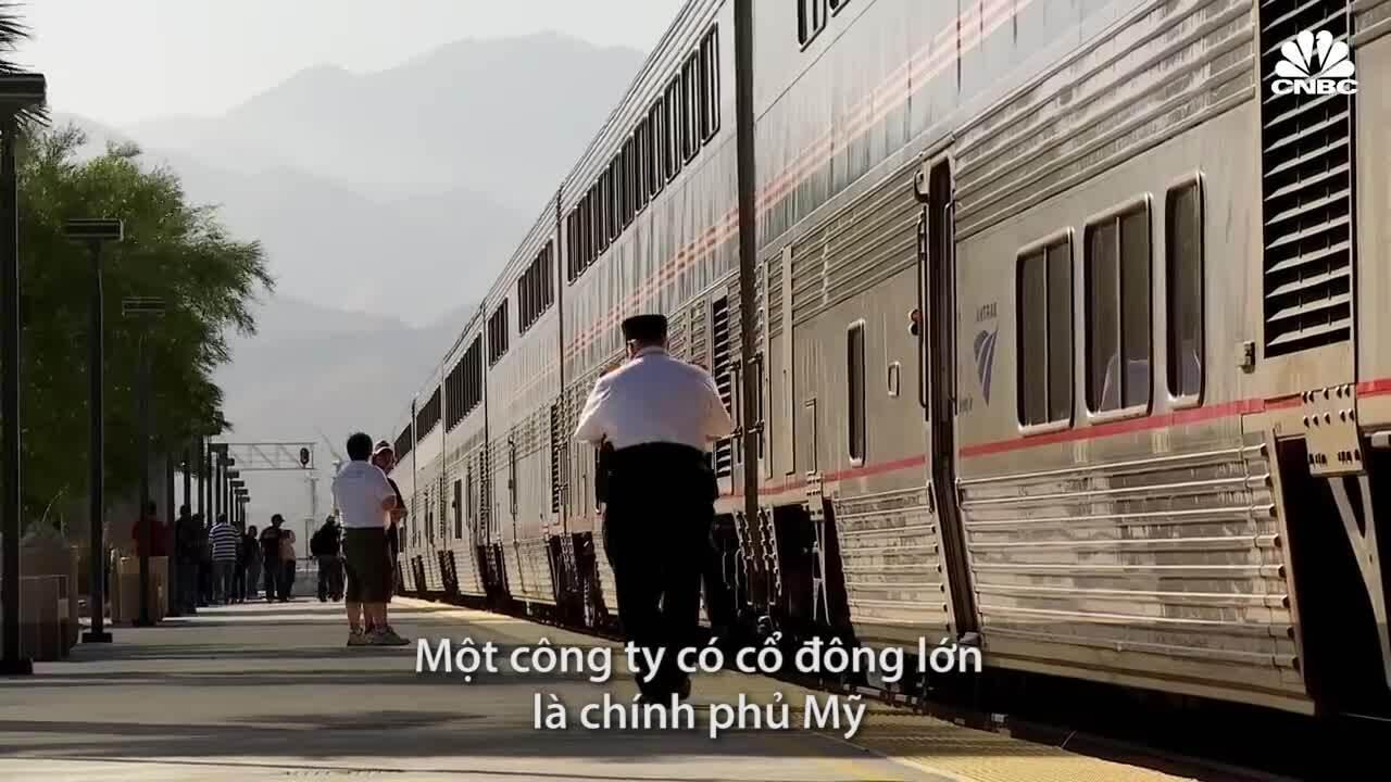 Những khó khăn khiến Mỹ chưa có đường sắt cao tốc