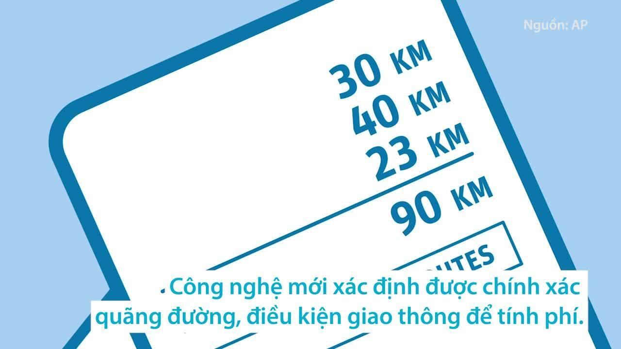 Cách Singapore thu phí ôtô vào nội đô