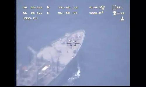 Iran tung bằng chứng Mỹ không bắn hạ máy bay không người lái