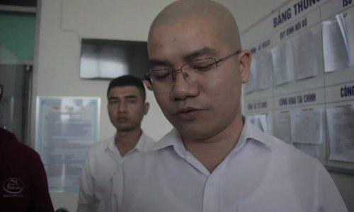 Video Nguyễn Thái Luyện nói về bị xử phạt