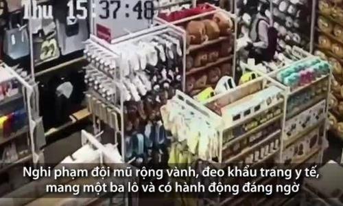 Nghi phạm đánh bom Thái Lan đặt thiết bị nổ trong cửa hàng đồ chơi