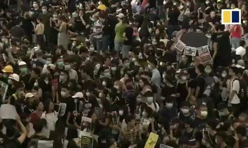 Biểu tình Hong Kong (bổ sung)