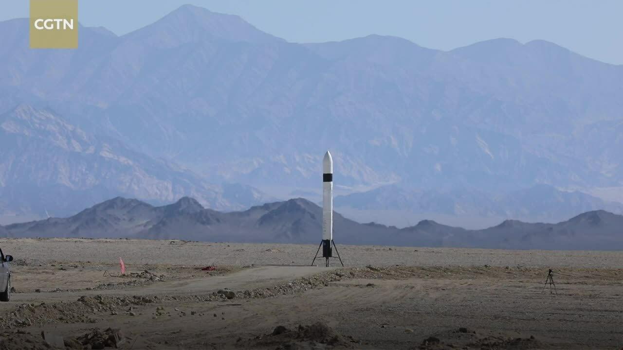 Trung Quốc thử nghiệm hạ cánh tên lửa tái sử dụng