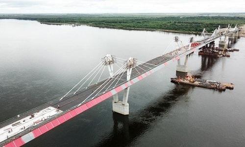 Cầu cao tốc đầu tiên nối giữa Trung Quốc và Nga