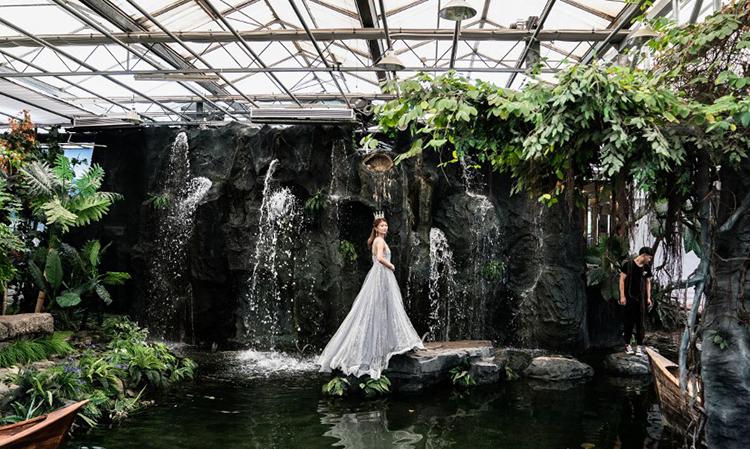 Phim trường ảnh cưới tại Bắc Kinh