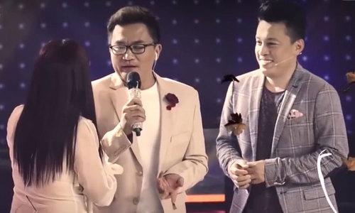 MC Đại Nghĩa đứng hình vì bị Lam Trường và Phương Thanh chặt chém