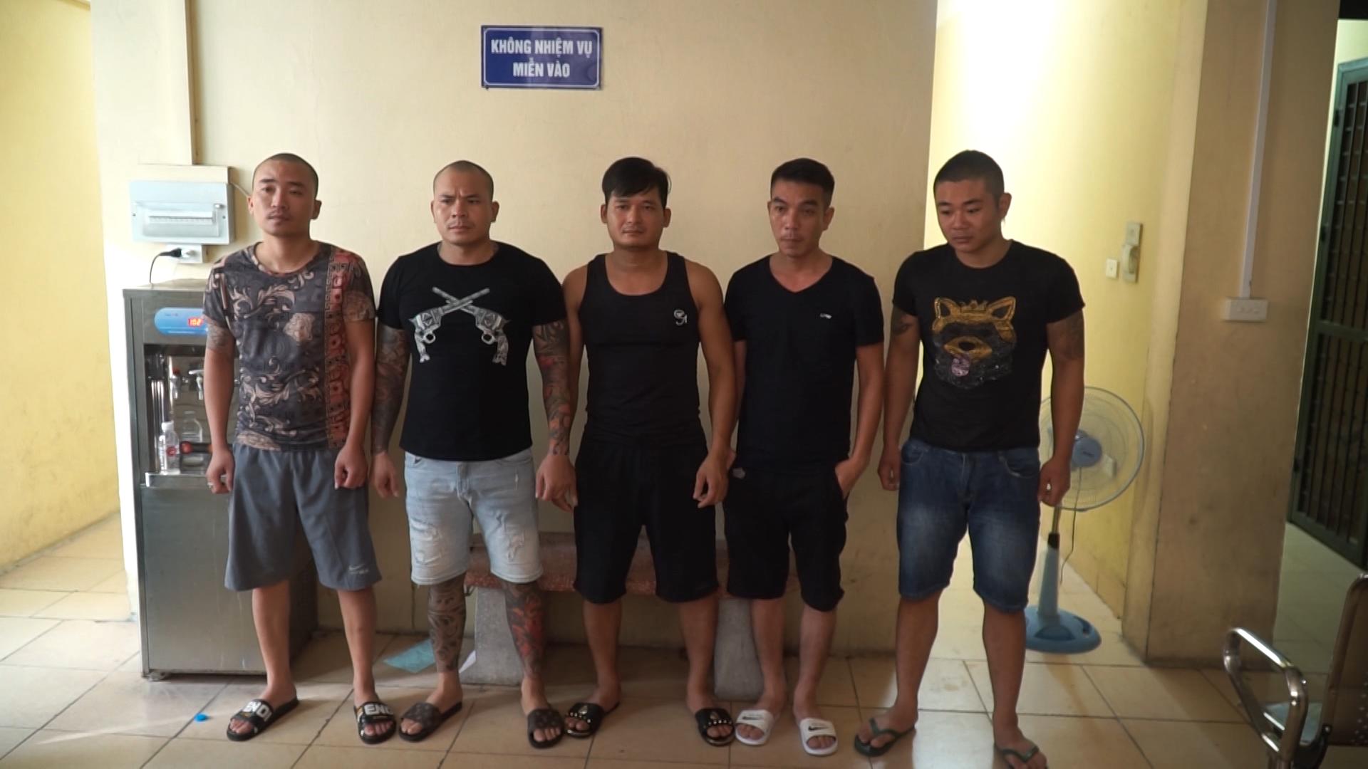 Quang 'Rambo' và đồng phạm bị khởi tố