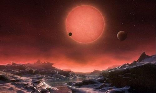 Ngoại hành tinh phù hợp cho sự sống cách 12 năm ánh sáng