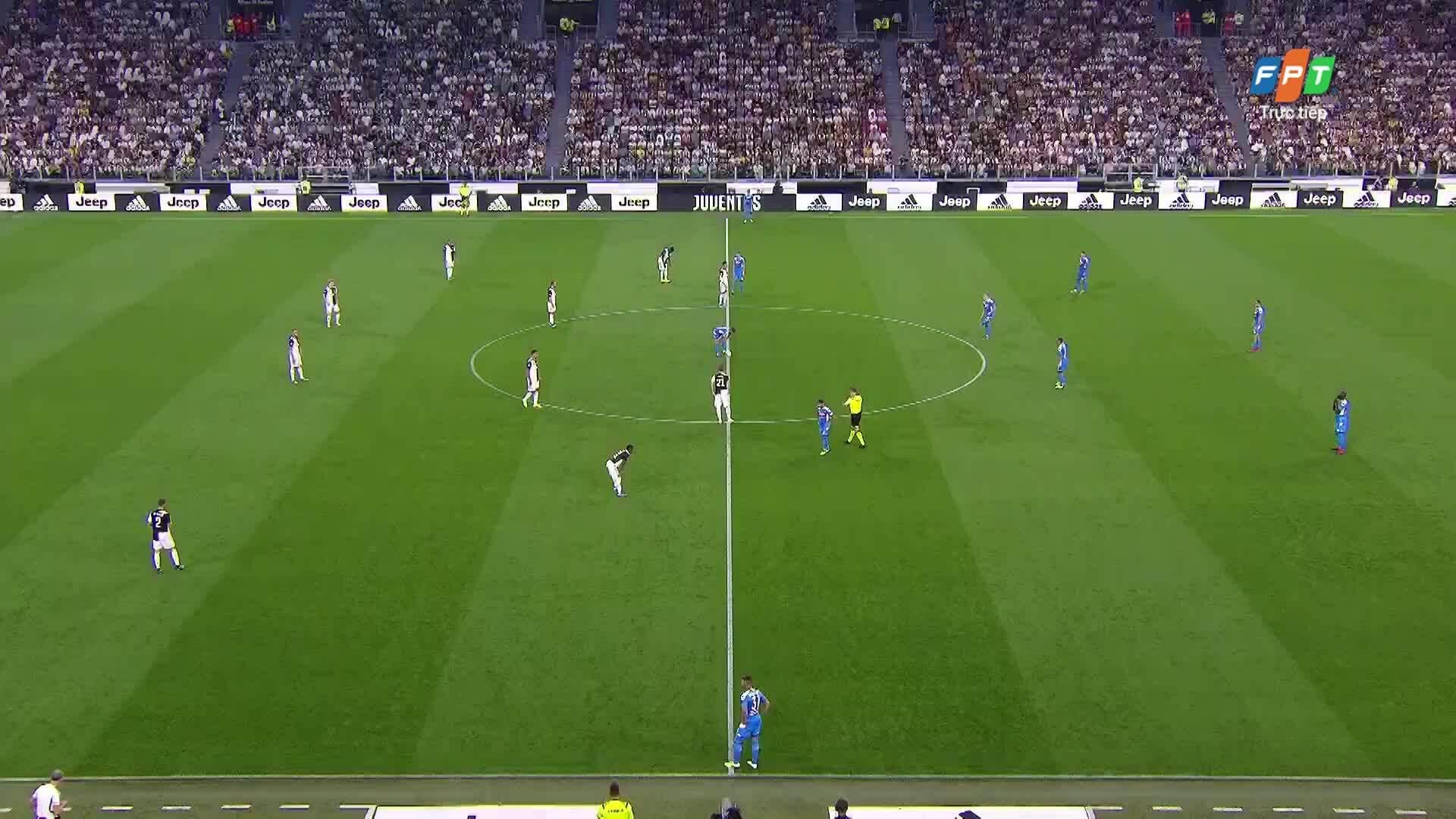 Juventus 4-3 Napoli