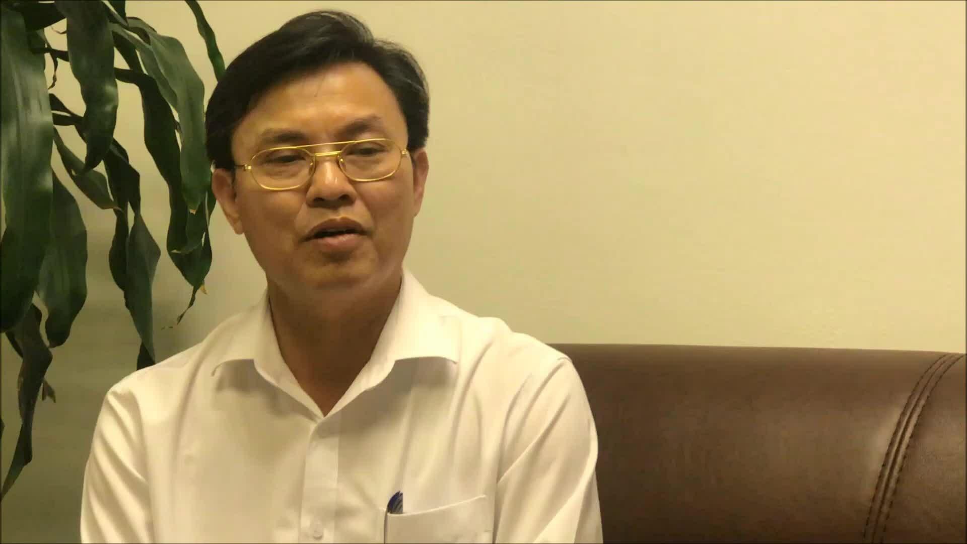 Clip ông Hoàng Văn Thức nói về lý do thời gian quan trắc kéo dài