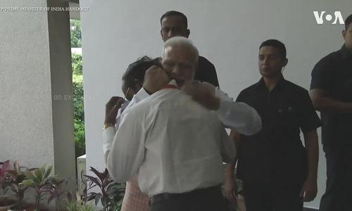 Thủ tướng Ấn Độ tự hào dù sứ mệnh Mặt Trăng thất bại