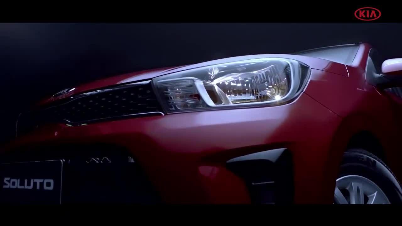Kia Soluto giá từ 399 triệu đồng sắp ra mắt