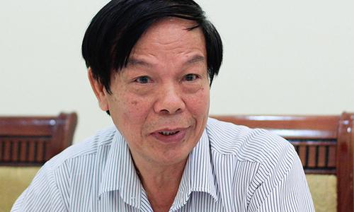 GS Mai Ngọc Chừ nói về bản thảo sách Tiếng Việt Công nghệ giáo dục