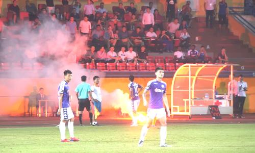 CĐV Nam Định không được tới sân khách