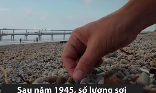 Con người đang sống trong thời Đồ Nhựa