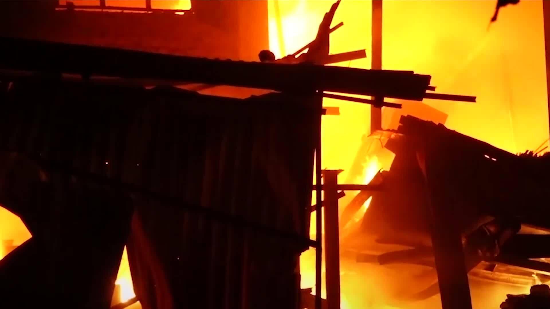 Hà Nội công bố thông tin vụ cháy Rạng Đông