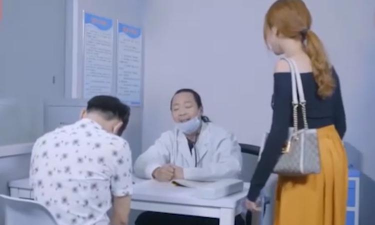 Vợ chồng trẻ câm nín vì nhờ bác sĩ trị bệnh 'bất lực'