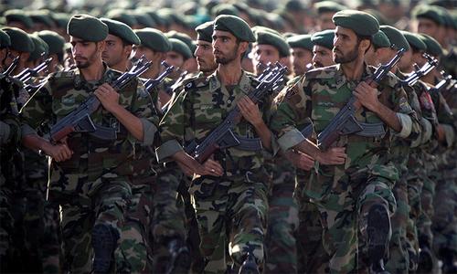 'Đế chế đặc nhiệm' bí mật của Iran