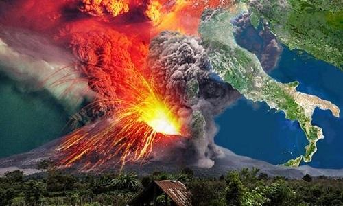 Vụ phun trào núi lửa cổ đại giết chết 80.000 người