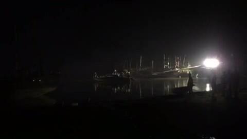 Nhiều người chết và mất tích sau vụ nổ tàu cá