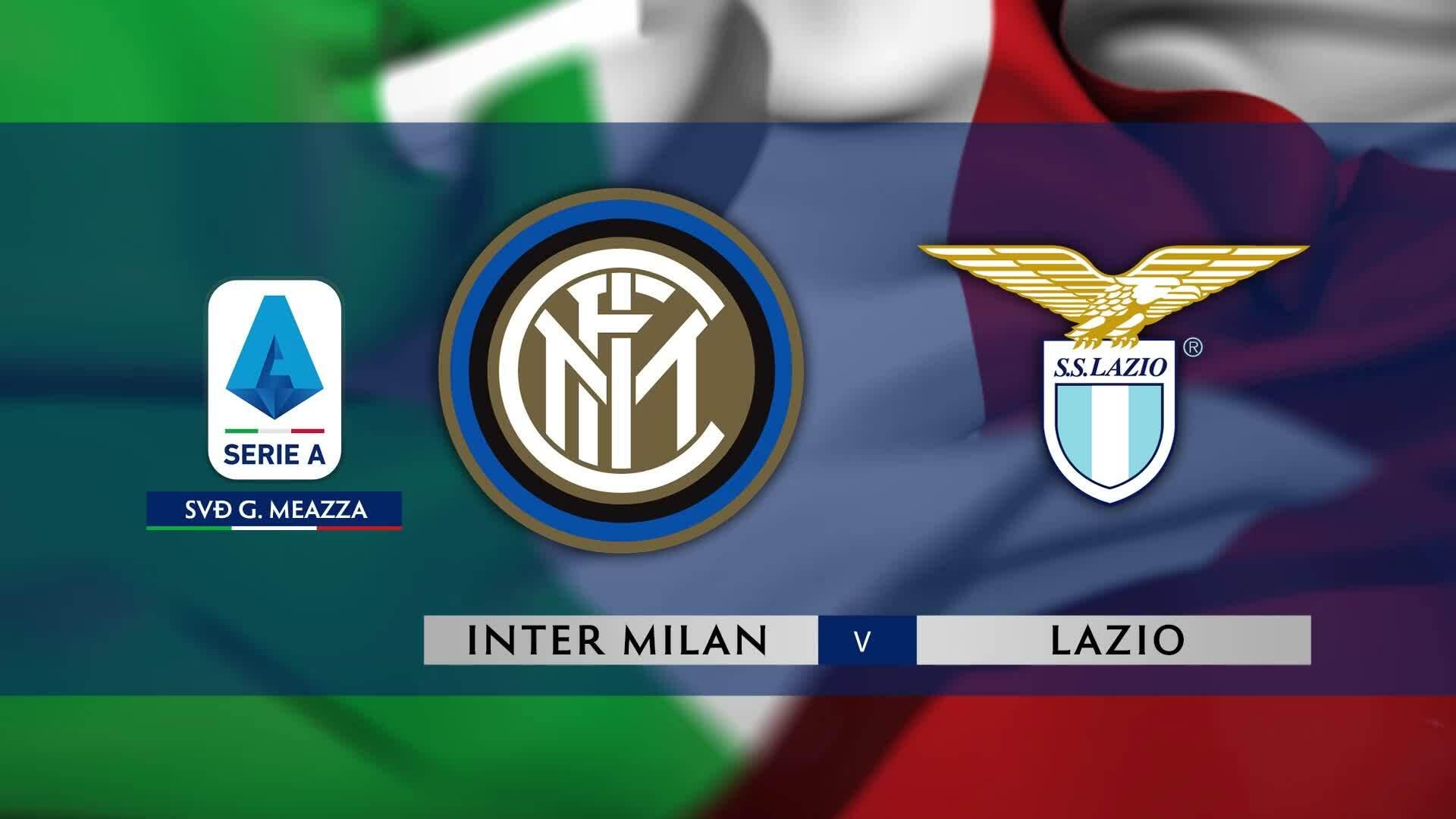 Inter Milan 1-0 Lazio