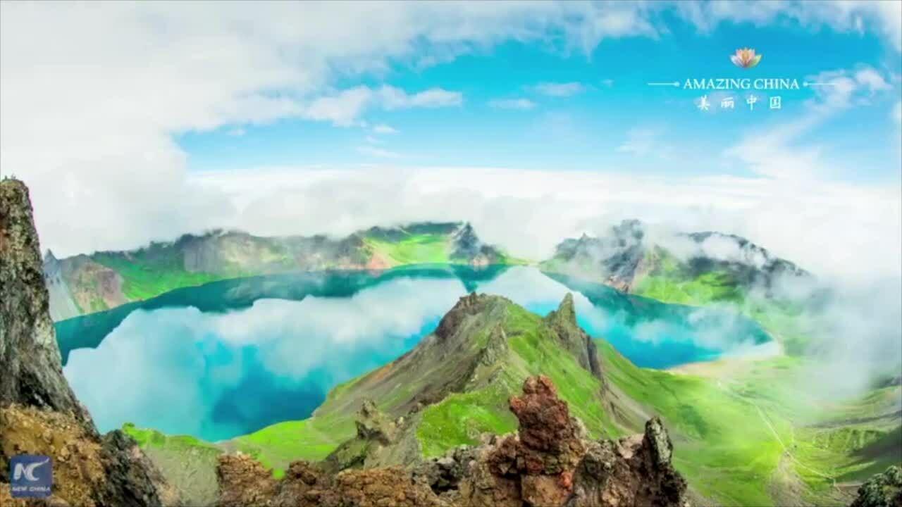 Hồ trên núi sâu nhất thế giới
