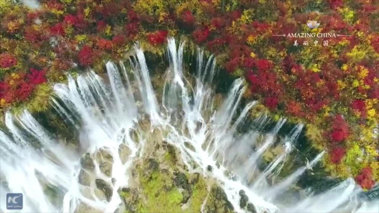 Khu bảo tồn được ví như 'Vườn Địa Đàng' của Trung Quốc