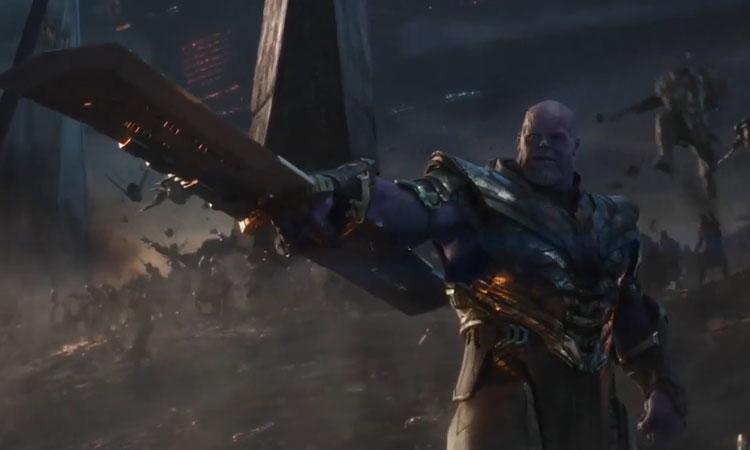 Kỹ xảo hài hước phim Avenger 4 Endgame
